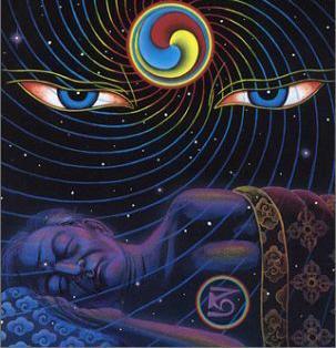 Dream Yoga Practice with Michael Katz