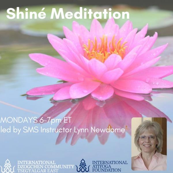 Shiné Practice - Sitting Meditation