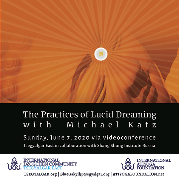 The Practices of Lucid Dreaming with Michael Katz