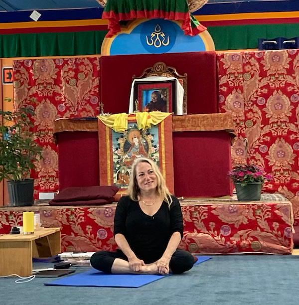 Yantra Yoga for Beginners with Paula Barry